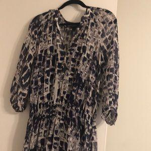 Club Monaco Silk dress